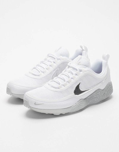 Nikelab air zoom spiridon white/wolf/grey
