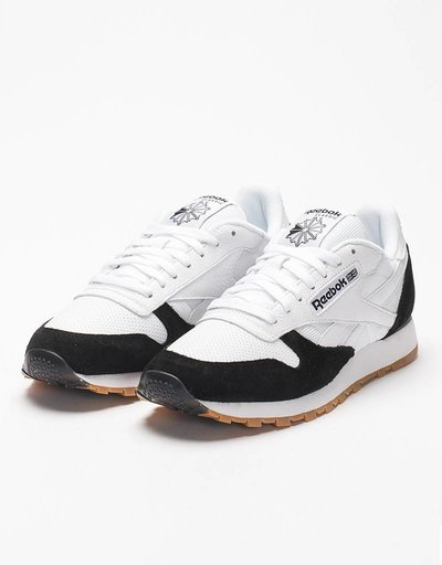 Reebok CL Leather SPP White/Black