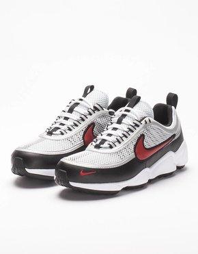 Nike Nike Womens Air Spiridon Pure Platinum/Desert Red