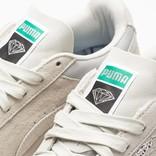 Puma Classic x Diamond Supply white