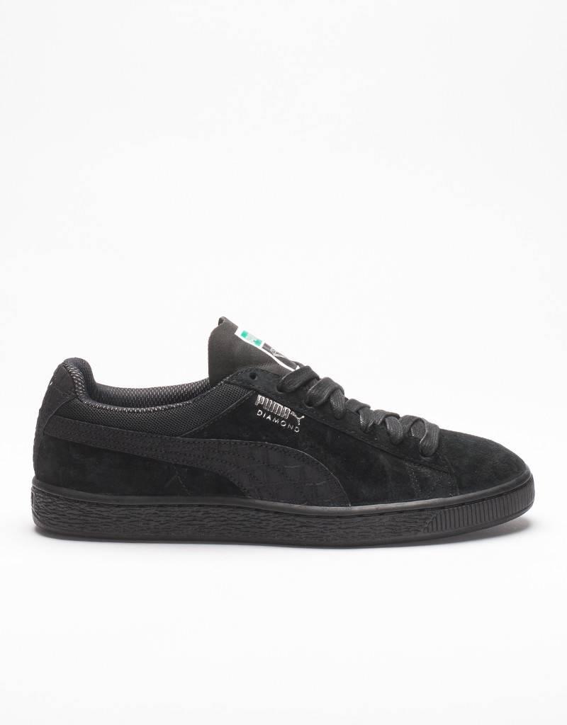 Puma Classic x Diamond Supply black