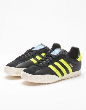 Adidas adidas Samba SPZL black/lime