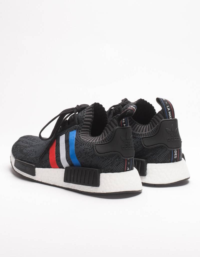 adidas NMD R1 PK black/red/white