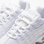 Nike women's air max 95 white/pure platinum