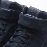 Nike Womens AF1 Upstep HI LX Desert Obsidian