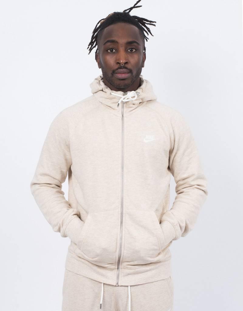 Nike legacy hoodie oatmeal