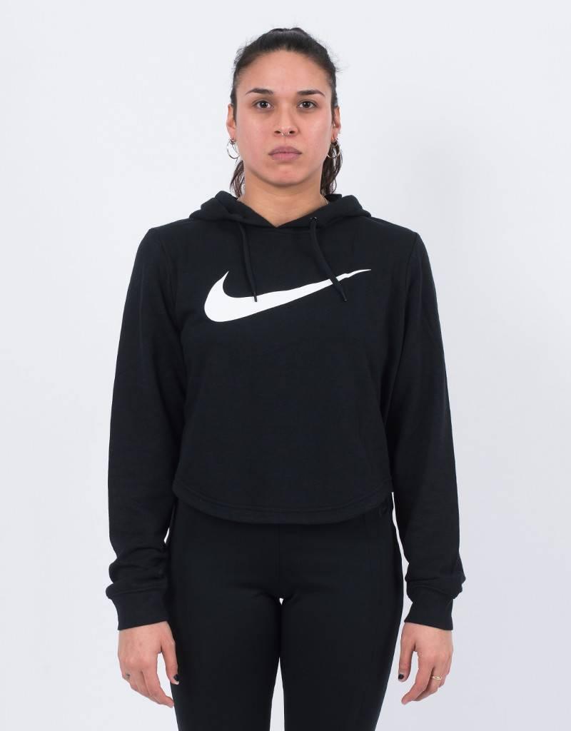 Nike womens Hoodie black/white