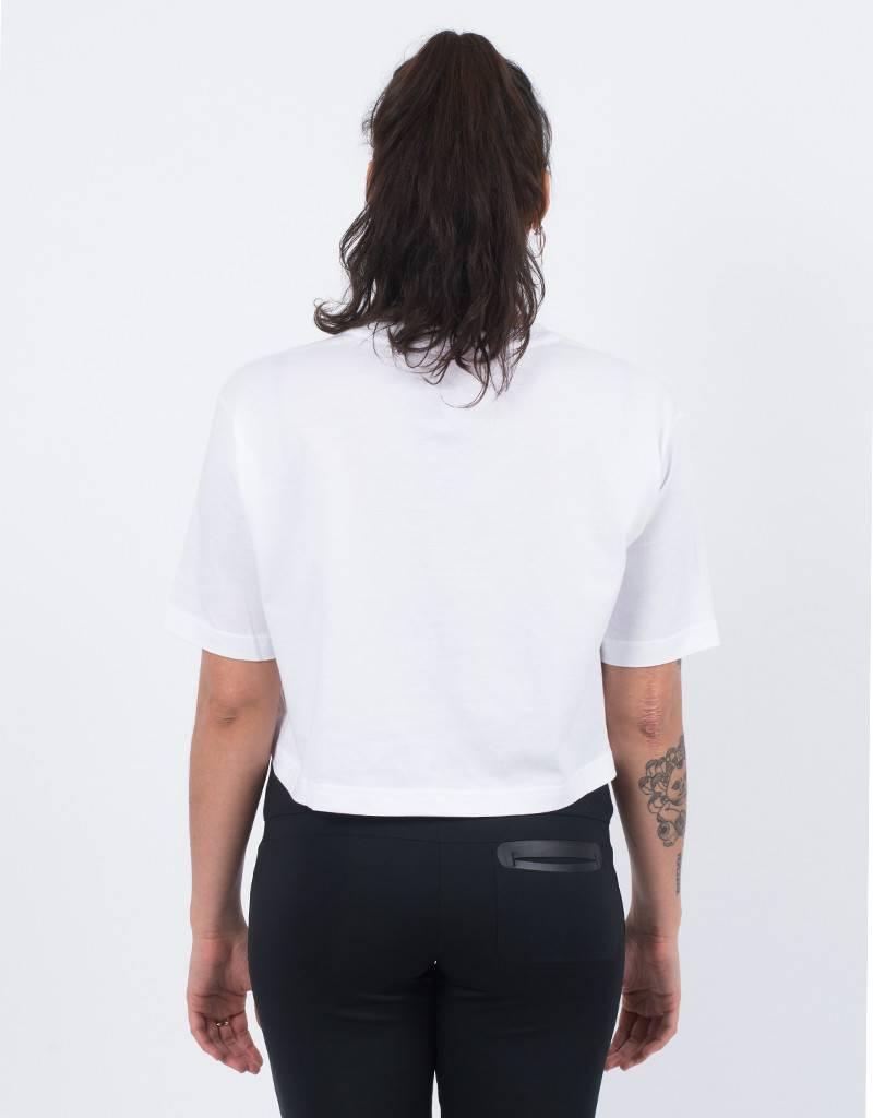 Nike women's T-Shirt white/black