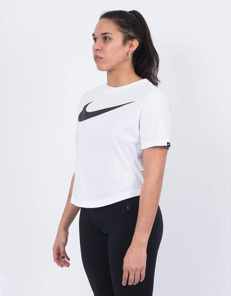 Nike women's top white/black