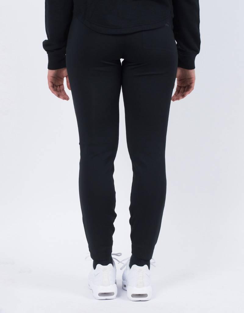 Nike Womens bonded legging black