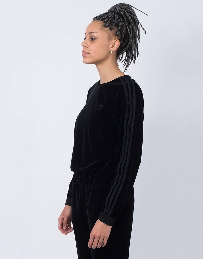 Adidas jump suit black