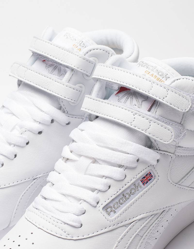 Reebok Womens Freestyle High OG Lux