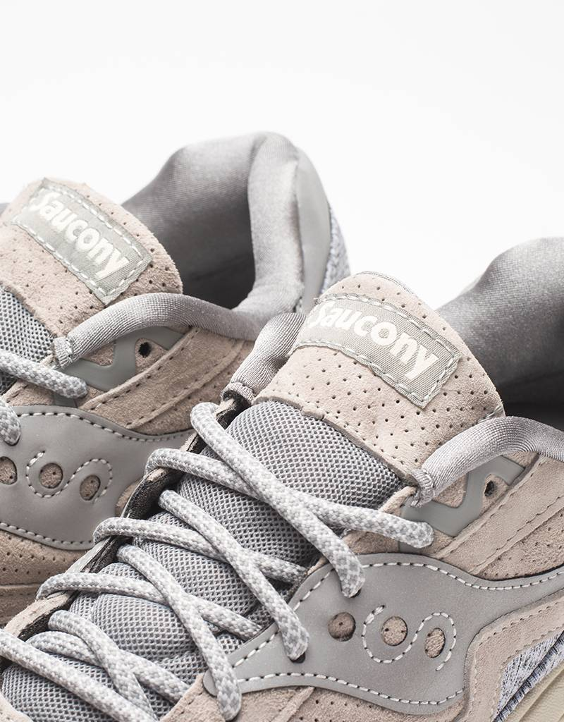 Saucony Grid 8000 Dirty Snow II grey