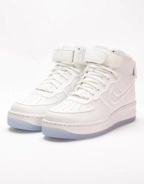 Nike Nike women's air force 1 upstep hi summit white/blue