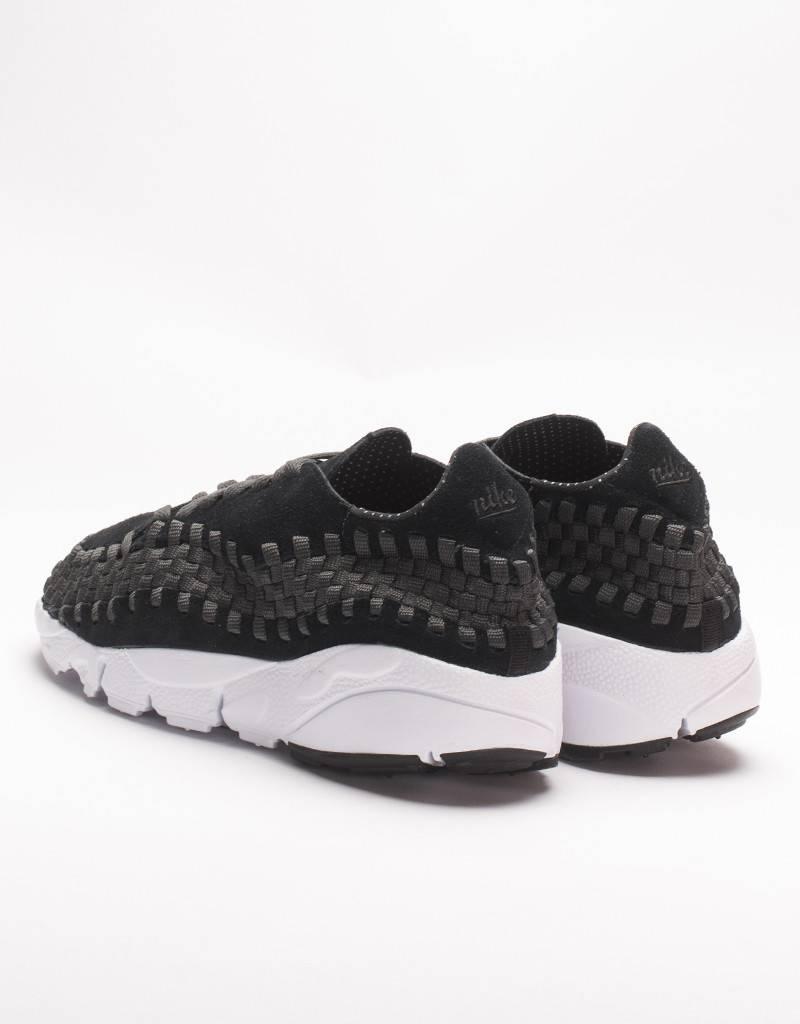 Nike Mens Air Footscape Woven NM Black