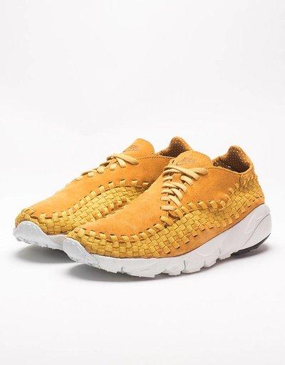 Nike Mens Air Footscape Woven NM Desert Ochre
