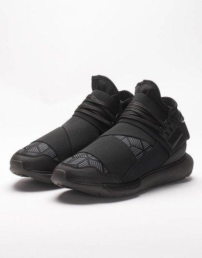 Adidas Y-3 qasa high core black/utility black