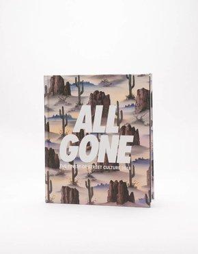 """All Gone ALL GONE 2016 book """"Desert Storm"""" Sand"""