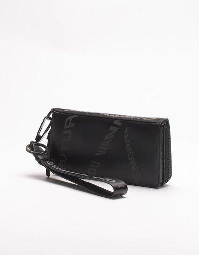 Adidas Y-3 zip wallet