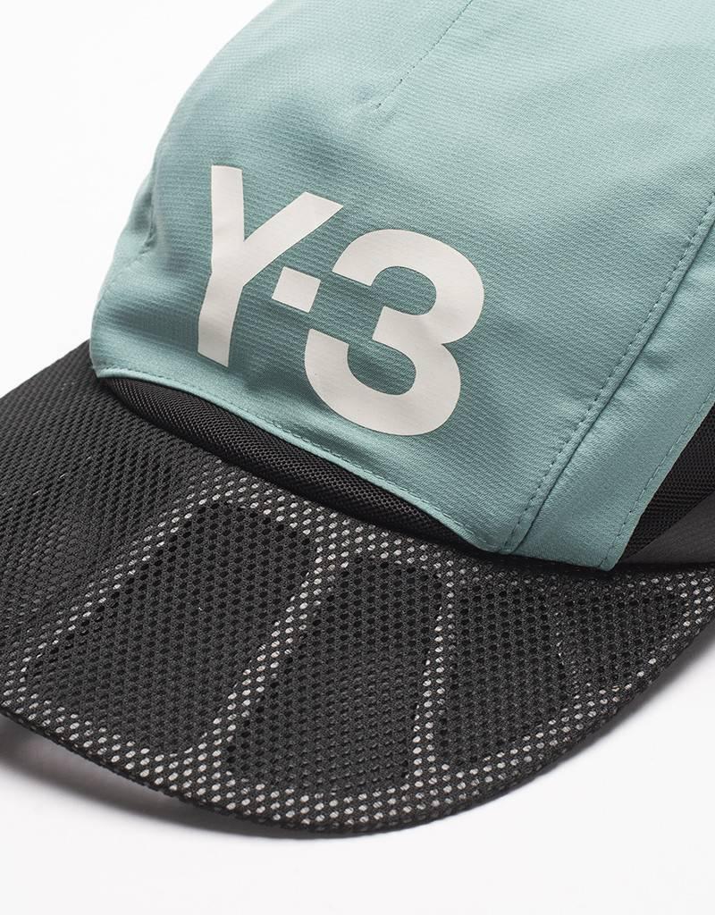 Adidas Y-3 run vapour cap vapour steel