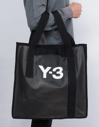 Adidas Y-3 beach bag black