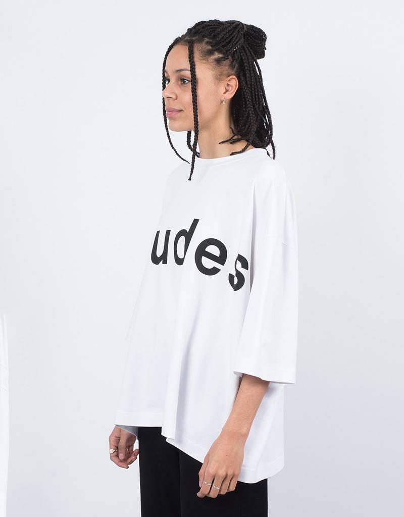 Études desert T-Shirt White