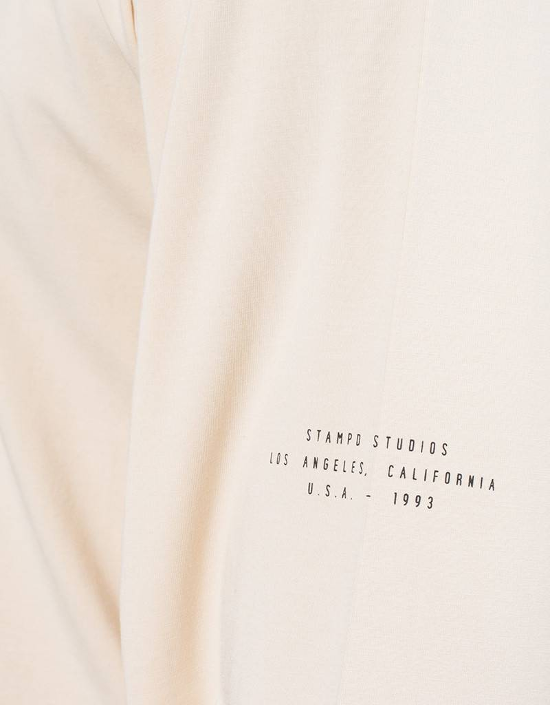 Stampd Defiance Longsleeve T-shirt angora