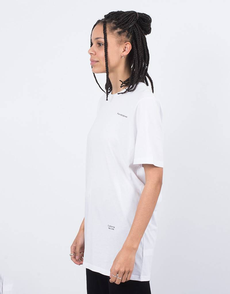 Stampd Defiance T-shirt White