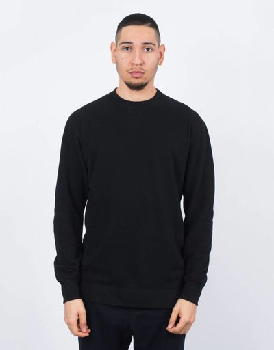 Stampd Hitch Crewneck black