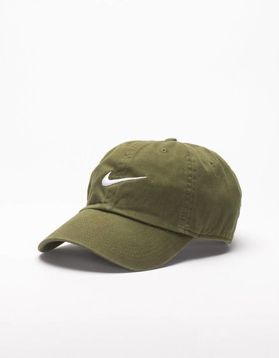 Nike New Swoosh Heritage 86 Cap green/white One Size