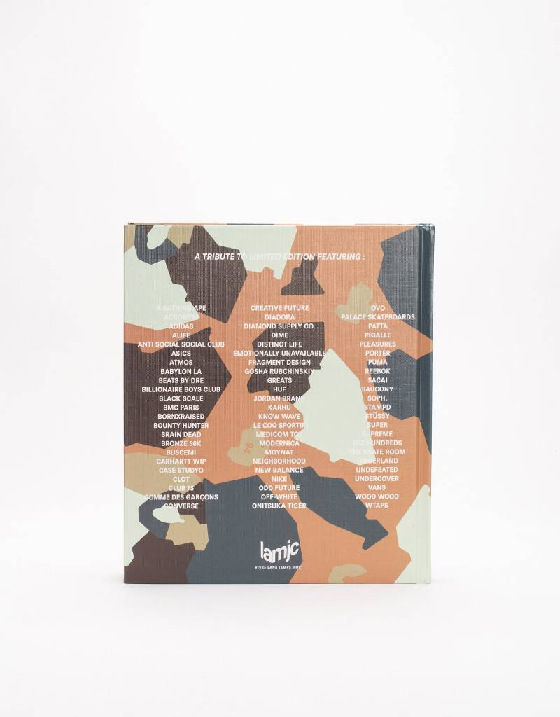 All Gone 2015 Book camo sand