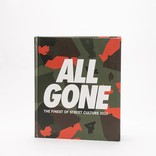 All Gone 2015 Book camo green