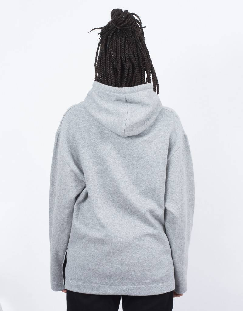 Etudes Sweater Downtown Tile Hoodie grey