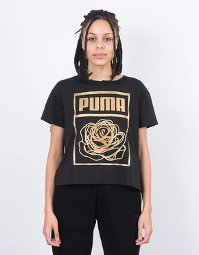 Puma Puma x Careaux Logo T-shirt Black