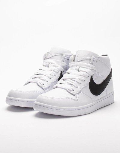 NikeLab x Ricardo Tisci Dunk Lux Chukka White