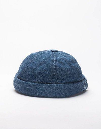 Beton Cire Miki Cap 1/2 washed blue
