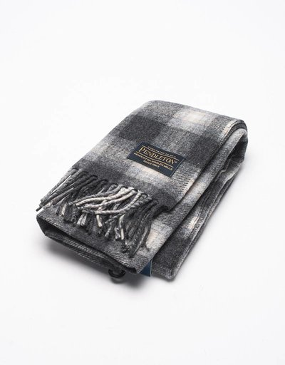 Pendleton Muffler Scarf oxford ombre