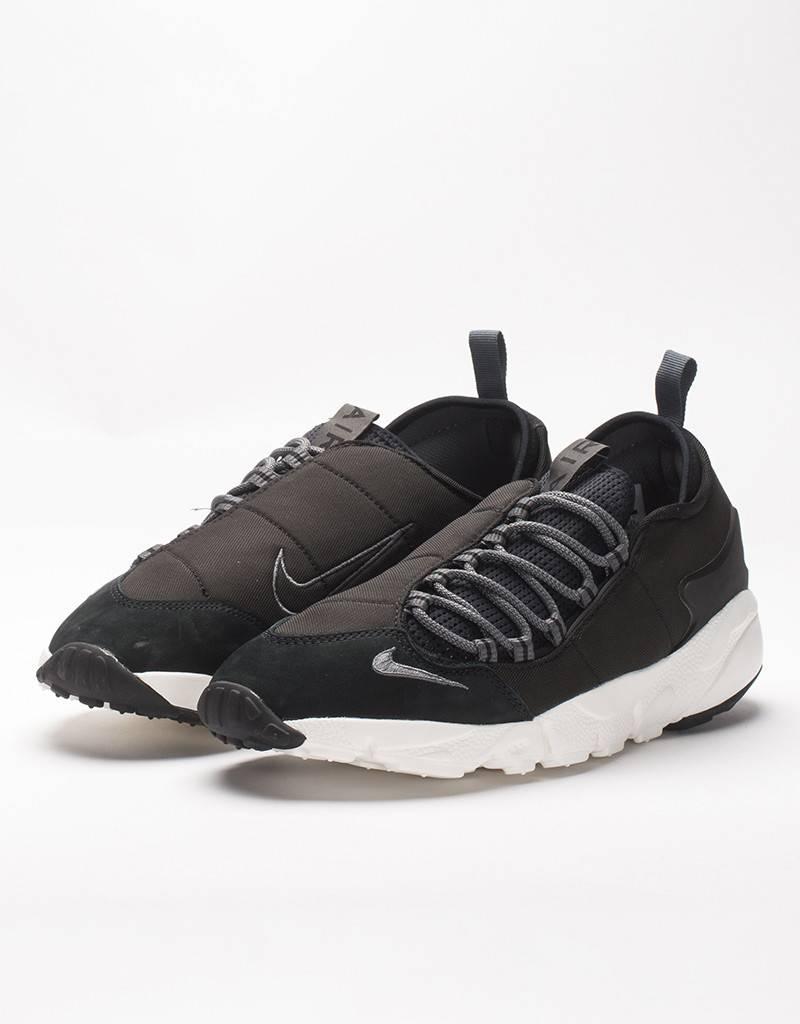 Nike Air Footscape NM Black/Dark Grey-Summit White-Black