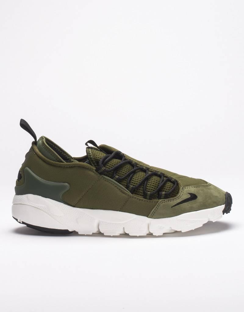 Nike Air Footscape NM Legion Green/Black-Summit White-Black