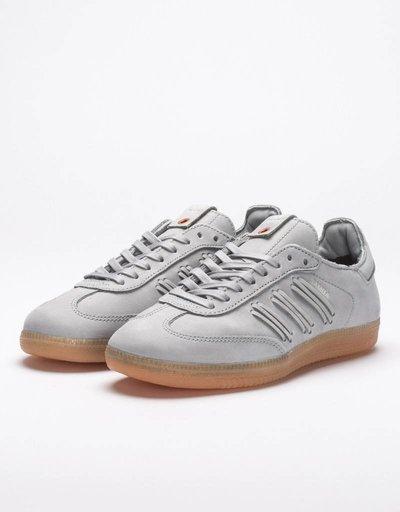 adidas Womens Samba W Deep Hue Clear Onix/Crystal White