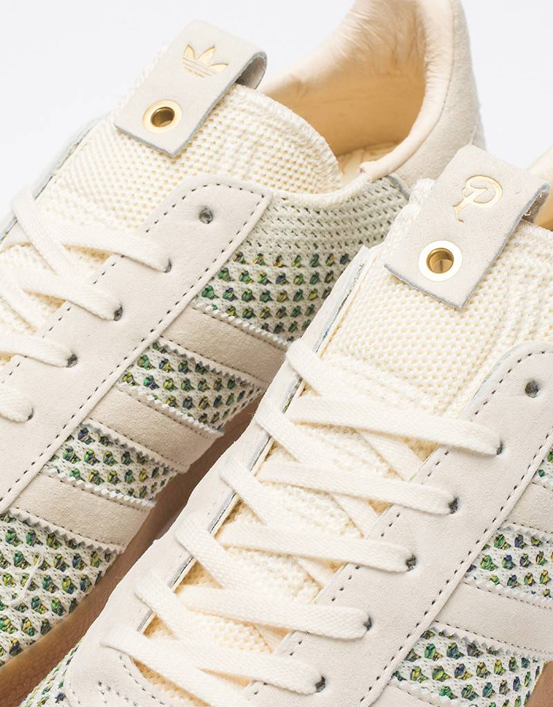 adidas x Sneaker Politics Gazelle PK Cream White/Collegiate Purple