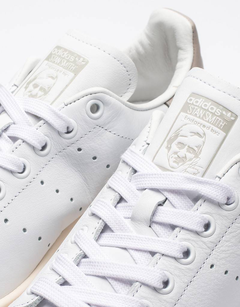 adidas Stan Smith White/Clear Granite