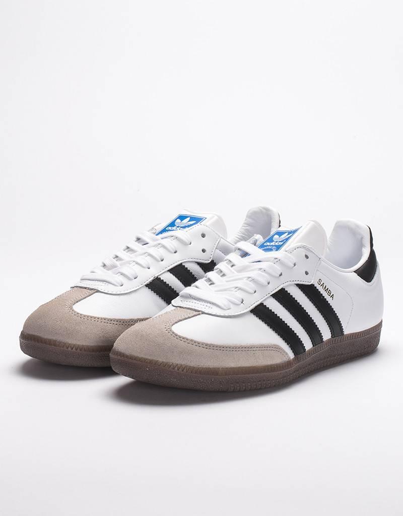 adidas samba original white/core black