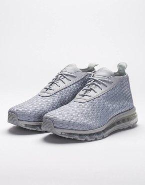 Nike Nike air max woven boot grey/white