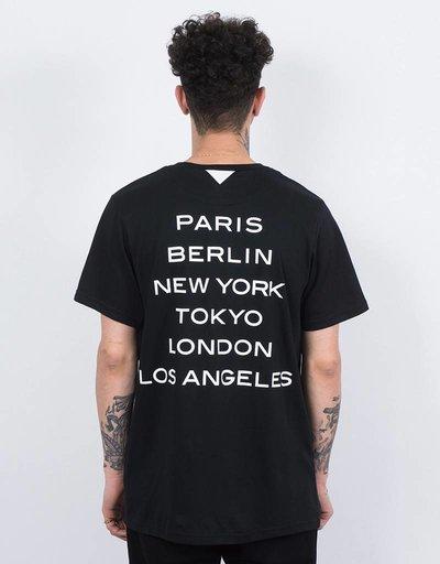adidas White Mountaineering 1 Point T-Shirt Black