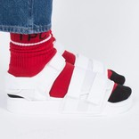 adidas Womens Adilette Sandal White