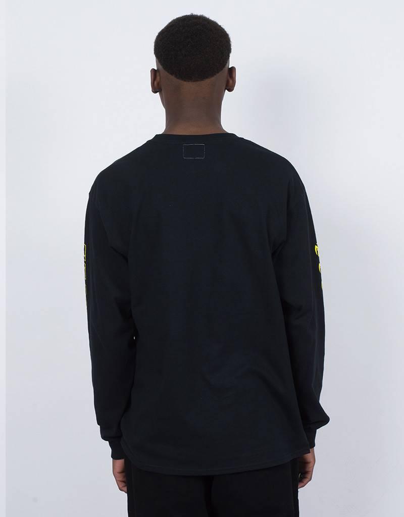 Tpc Longsleeve black/yellow