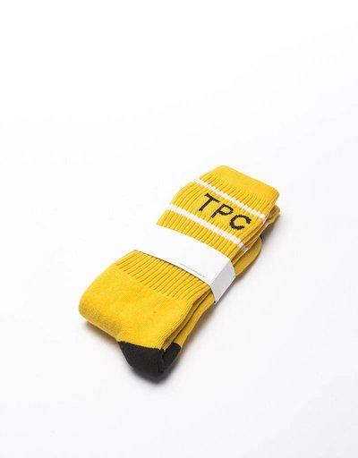 Tpc Socks yellow