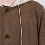 Tratlehner Waxed Cotton Silicone Rubber Jacket