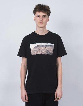 Tratlehner Tratlehner T-shirt 4 black print